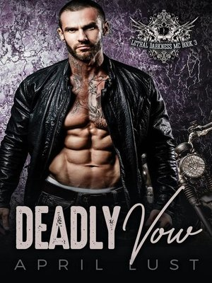 cover image of Deadly Vow (Book 3)