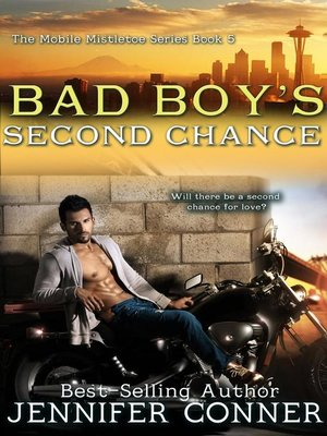 cover image of Bad Boy's Second Chance