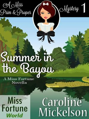cover image of Summer in the Bayou