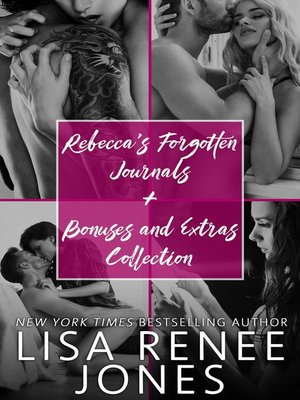 cover image of Rebecca's Forgotten Journals + Bonuses and Extras Collection