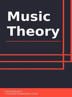cover image of Music Theory