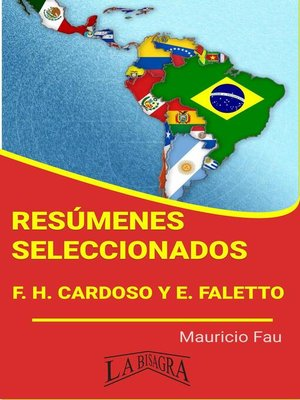 cover image of F. H. Cardoso y E. Faletto