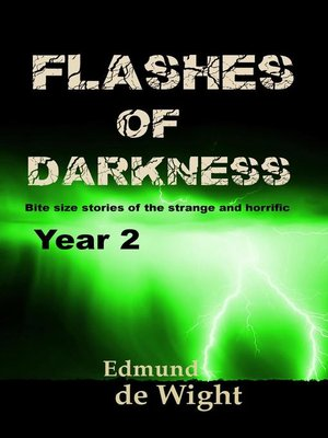 cover image of Flashes of Darkness--Year 2