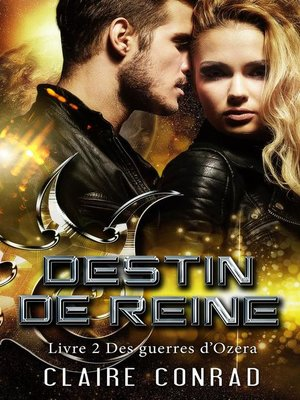 cover image of Destin de reine