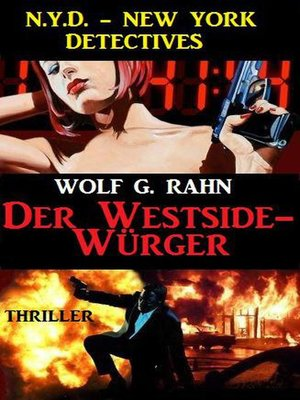 cover image of Der Westside-Würger