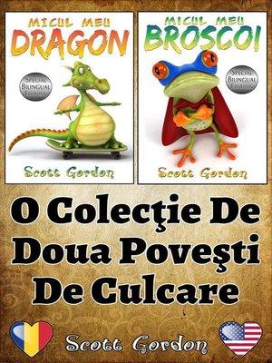 cover image of O Colecţie De Douǎ Poveşti De Culcare