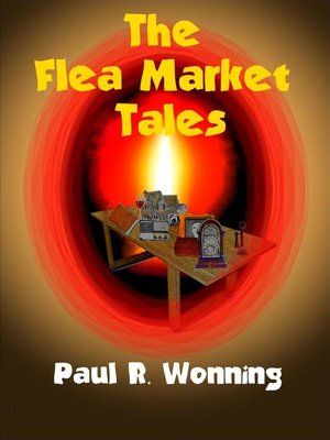 cover image of The Flea Market Tales