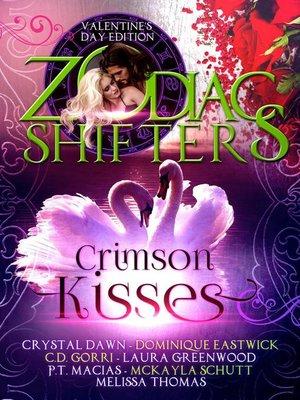 cover image of Crimson Kisses