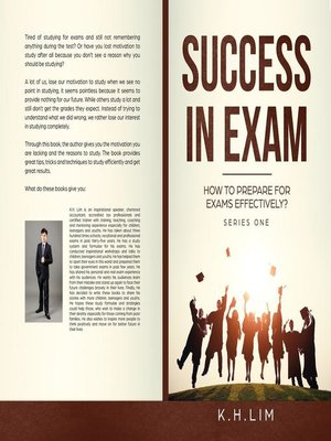 cover image of Success in Exam! How to Prepare For Exams Effectively?