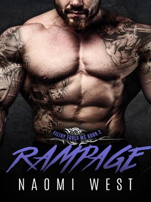 cover image of Rampage (Book 2)
