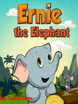 cover image of Ernie the Elephant