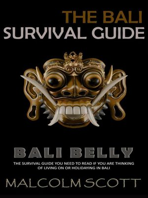 cover image of Bali Belly