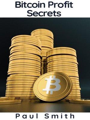 cover image of Bitcoin Profit Secrets