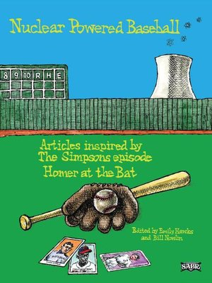 cover image of Nuclear Powered Baseball