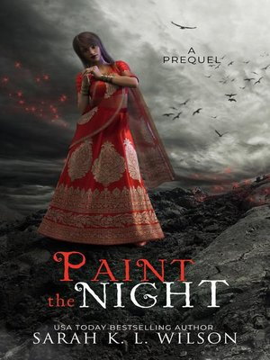 cover image of Paint the Night