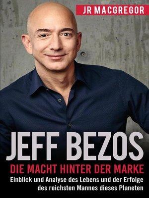 cover image of Jeff Bezos