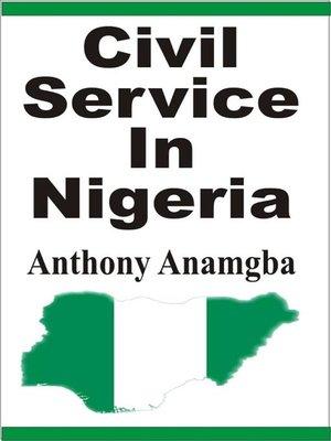 cover image of Civil Service in Nigeria