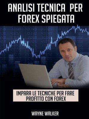 cover image of Analisi Tecnica Per Forex Spiegata