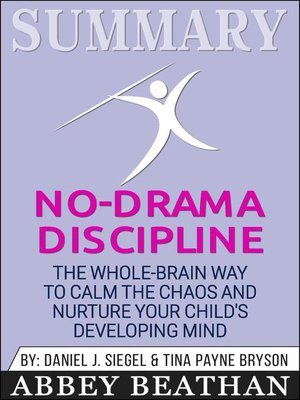 cover image of Summary of No-Drama Discipline