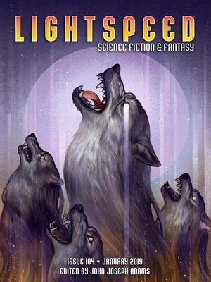 cover image of Lightspeed Magazine, Issue 104 (January 2019)