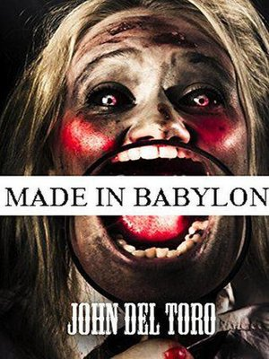 cover image of Made In Babylon