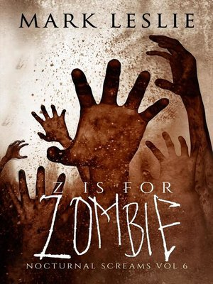 cover image of Z is for Zombie
