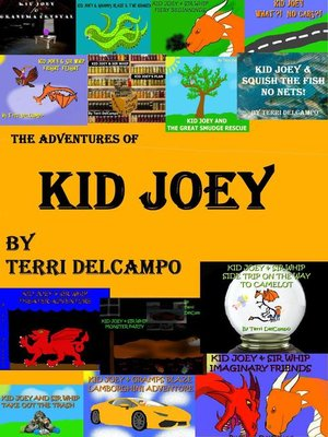 cover image of The Adventures of Kid Joey