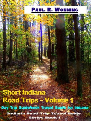 cover image of Short Indiana Road Trips--Volume 1
