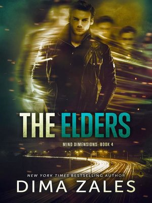 cover image of The Elders (Mind Dimensions Book 4)