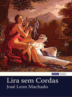 cover image of Lira sem Cordas