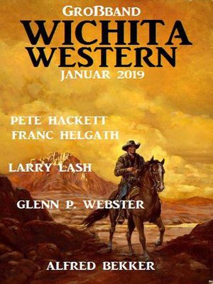 cover image of Wichita Western Großband Januar 2019