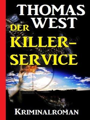 cover image of Der Killer-Service