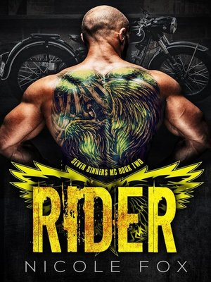 cover image of Rider (Book 2)