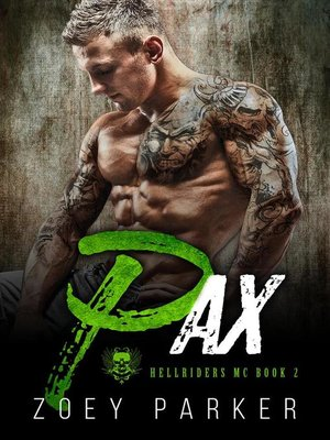 cover image of Pax (Book 2)