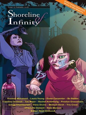 cover image of Shoreline of Infinity 13