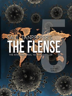 cover image of The Flense-- 5