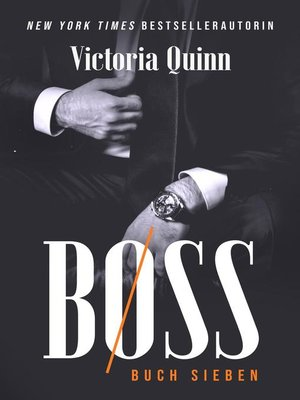 cover image of Boss Buch Sieben