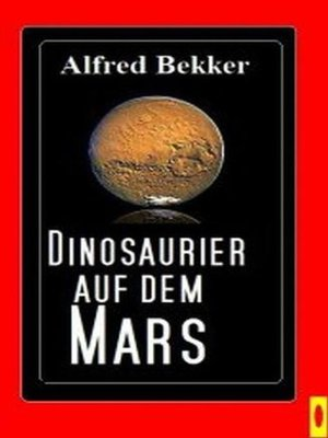 cover image of Dinosaurier auf dem Mars