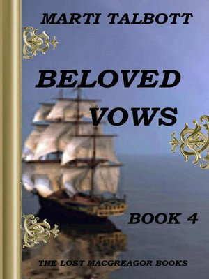 cover image of Beloved Vows, Book 4