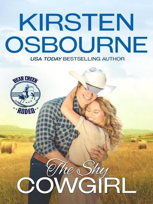 cover image of The Shy Cowgirl
