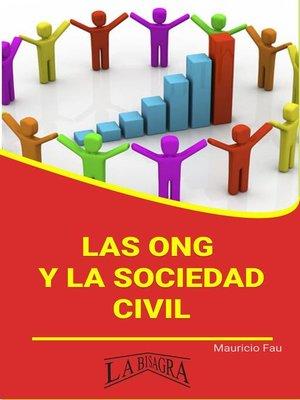 cover image of Las ONG y la Sociedad Civil