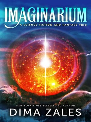 cover image of Imaginarium (A Science Fiction and Fantasy Trio)