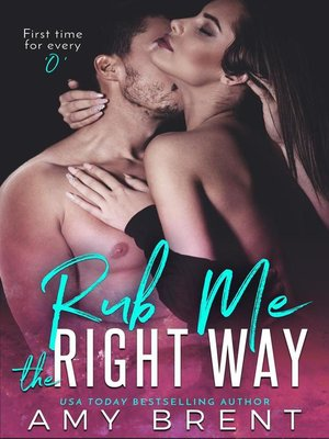 cover image of Rub Me the Right Way