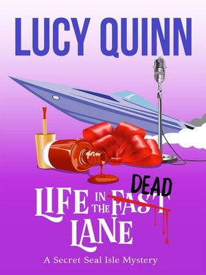 cover image of Life in the Dead Lane (Secret Seal Isle Mysteries, Book 2)
