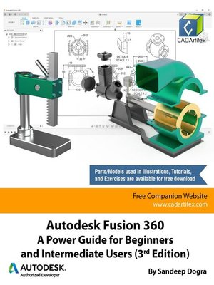 cover image of Autodesk Fusion 360