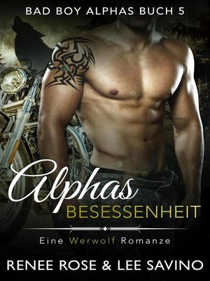 cover image of Alphas Besessenheit