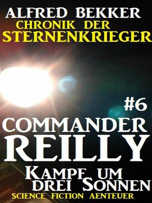 cover image of Commander Reilly #6