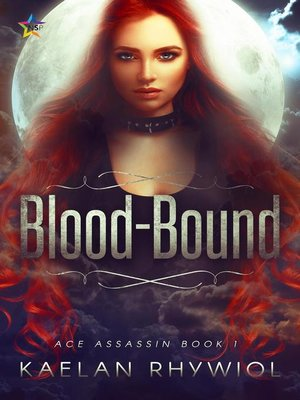 cover image of Blood-Bound
