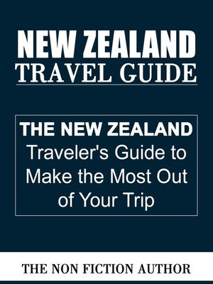 cover image of New Zealand Travel Guide