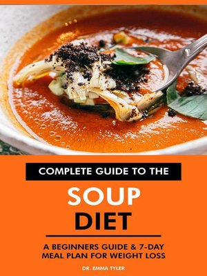 cover image of Complete Guide to the Soup Diet